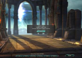 Скриншот Rift с описанием проблемы