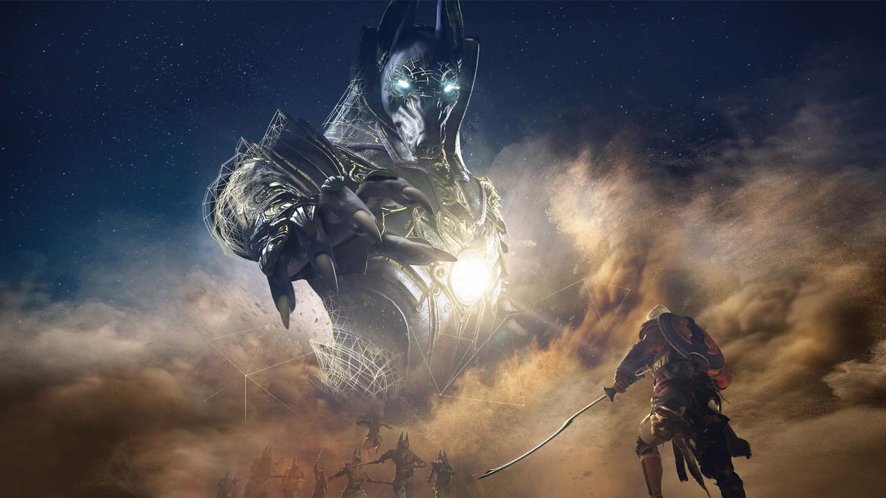 Assassin's Creed Origins будет самой мрачной частью сериала