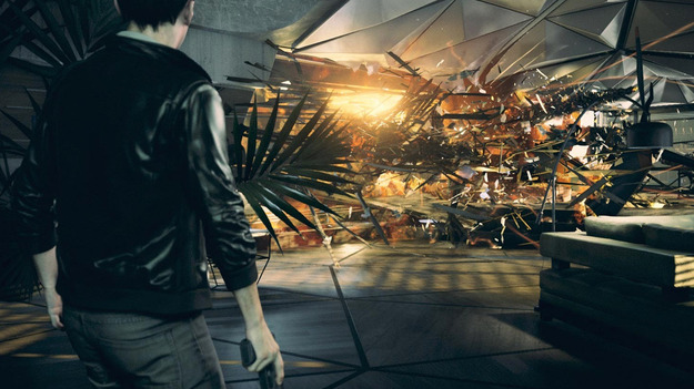 Владельцы Quantum Break сумеют играть в игру и смотреть сериал попеременно