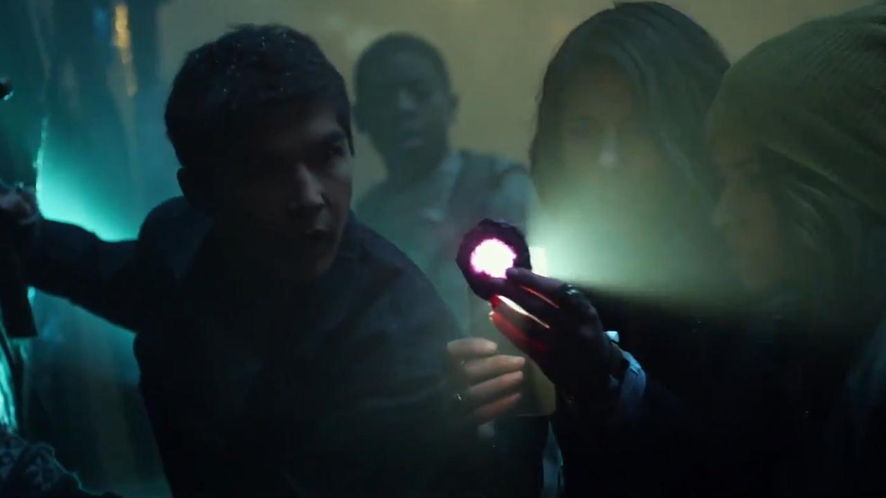 Обнародован трейлер фильма «Могучие рейнджеры»