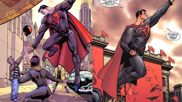 Лютая годнота от DC Comics: в Голливуде снимут эпичный фильм про супергероя из России