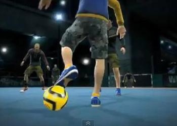 Скриншот FIFA Street 4