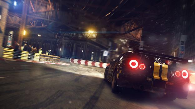 Обнародован дебютный видеоролик геймплея игры Grid 2