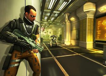 Снимок экрана Deus Ex: The Fall