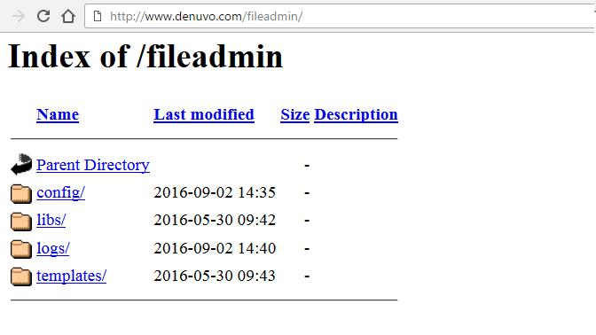 Всеть слили данные ссайта Denuvo