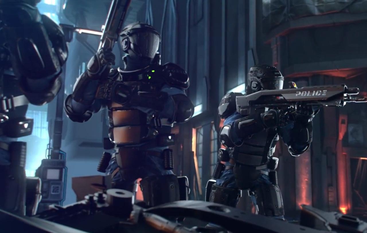 Cyberpunk 2077 (2016) PC - Скриншот 1