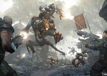 Снимок экрана Gears of War: Judgmen