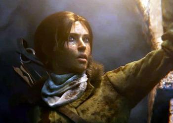 Снимок экрана The Rise of Tomb Raider