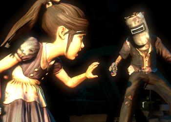 Снимок экрана BioShock 2