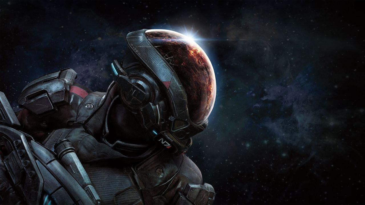 Студия BioWare проинформировала о  дате выхода новейшей  версии игры Mass Effect: Andromeda