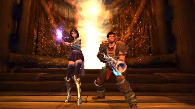 Демо версия игры Orcs Must Die! 2 уже в сети!