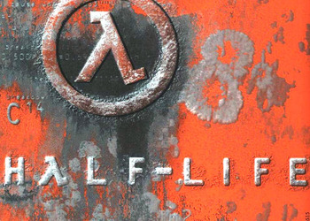 Бокс-арт Half-Life