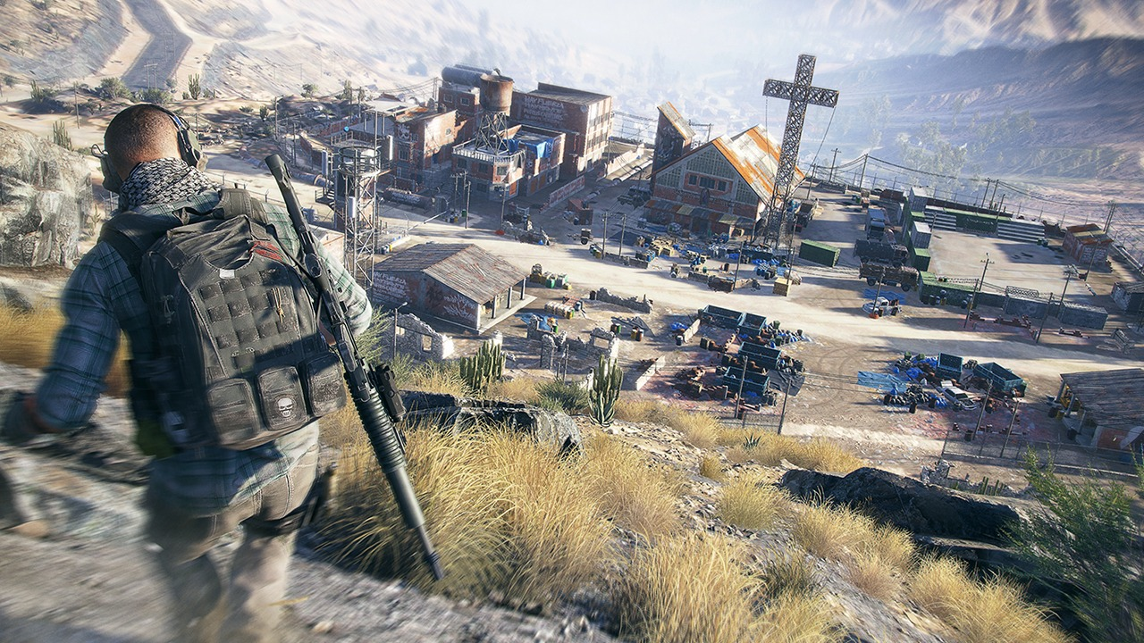 Tom Clancy's Ghost Recon: Wildlands (2017) PC | RePack by xatab - Скриншот 1