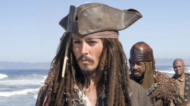 Dzhonni Deppa Iz Piraty Karibskogo Morya 6 Okonchatelno Prognala Disney Gamebomb Ru
