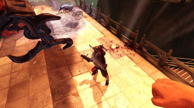 Обнародован обновленный трайлер к игре BioShock Infinite