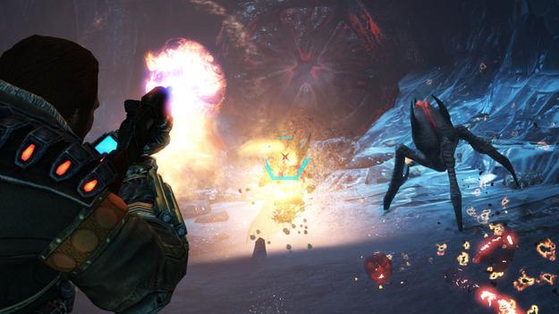 Capcom произвела трайлер мультиплеера игры Lost Planet 3