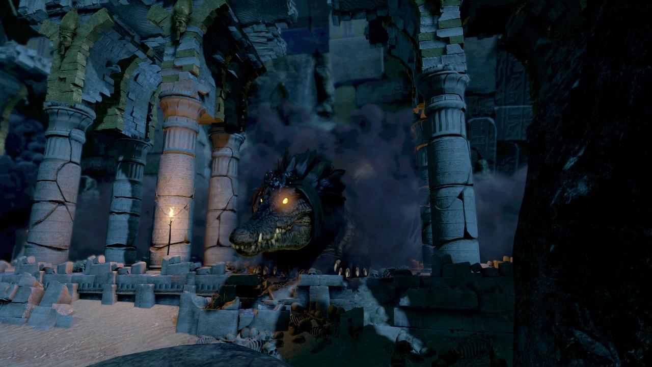 Игроков Lara Croft and the Temple of Osiris ждут захватывающие головоломки и испытания