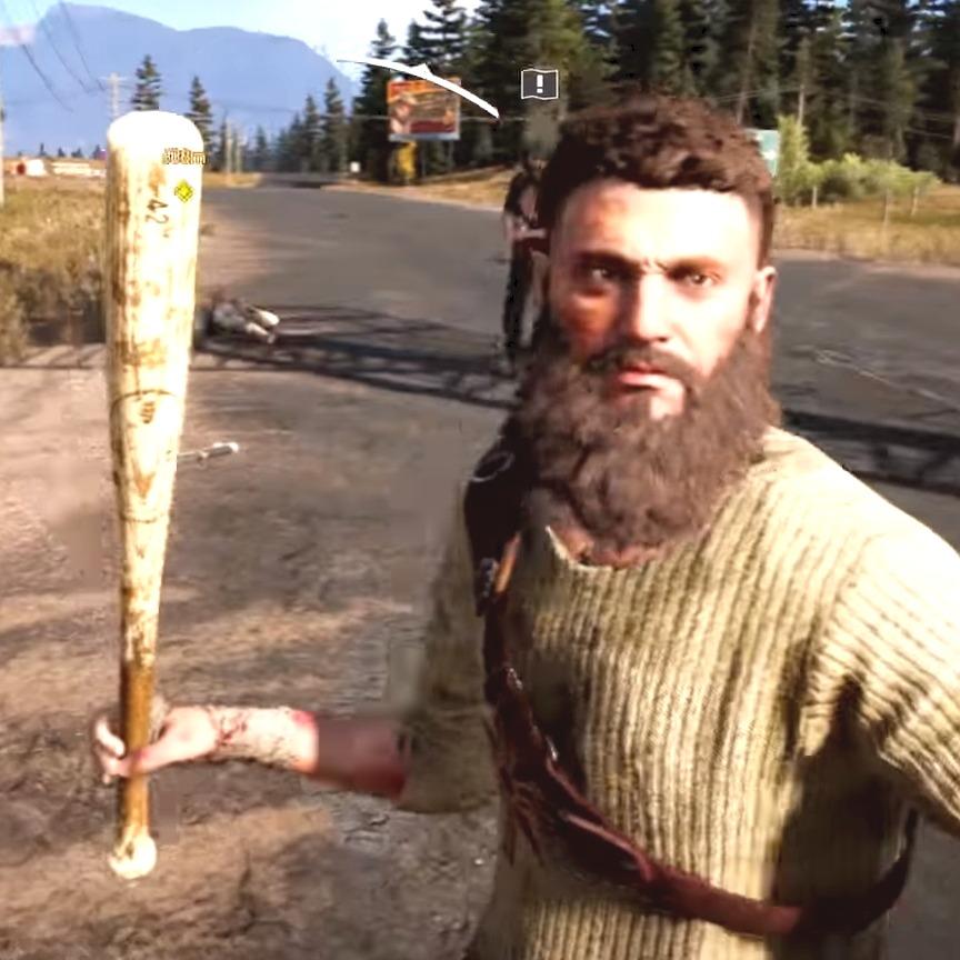 Помотивам Far Cry 5 выйдет книжка