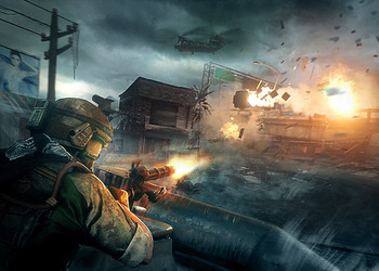 Снимок экрана Medal of Honor: Warfighter