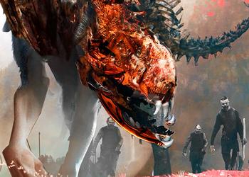 Концепт-арт Hellblade