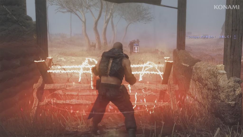 Геймплей и детали Metal Gear Survive