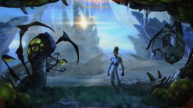 Blizzard добавит категории для казуальных игроков StarCraft II: Heart of the Swarm