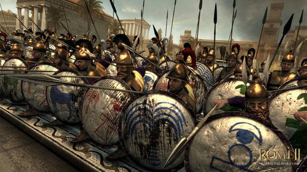 Создатели игры Total War: Rome II показали сражение на Ниле