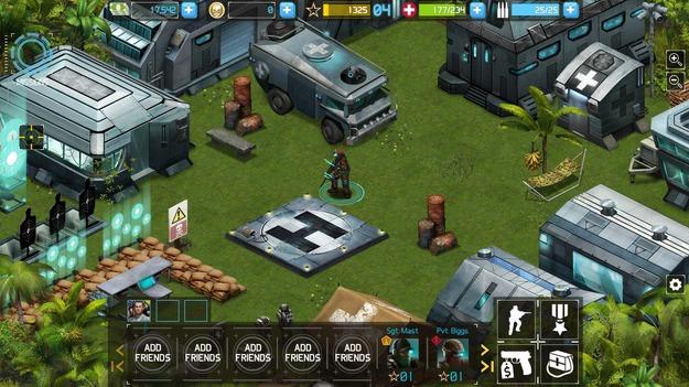 Социальную игру Ghost Recon: Commander закроют в конце года