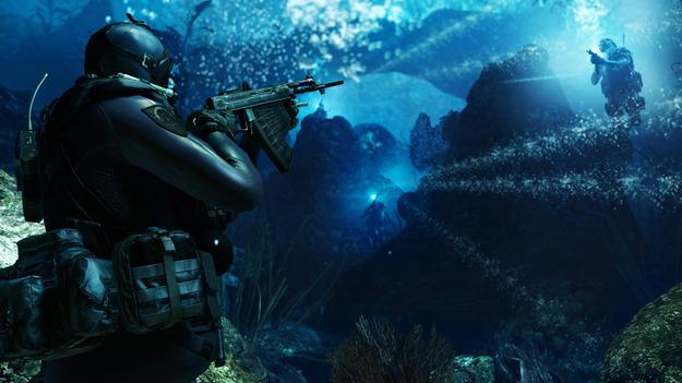 Создатели Call of Duty: Ghosts не планируют отказываться от линейности одиночной кампании игры