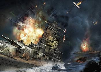 Арт World of Warships