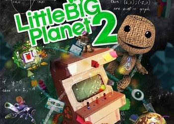 Бокс-арт LittleBigPlanet 2