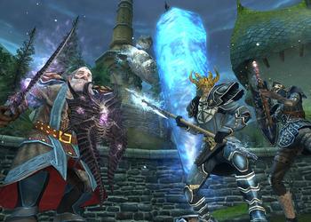 Снимок экрана Rift