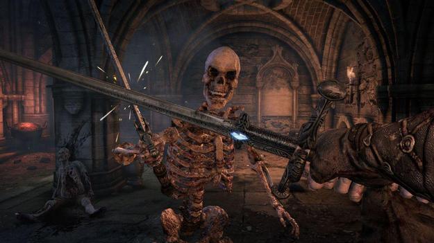 Мастерская Techland поделилась информацией о геймплее игры Hellraid