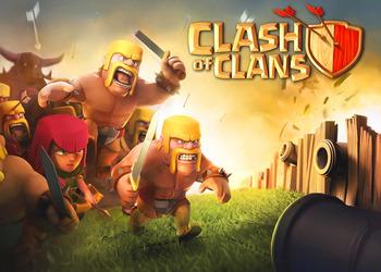 Снимок экрана Clash of Clans