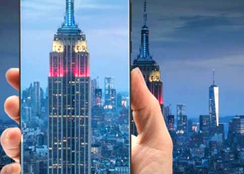 Анонсирован первый в мире безрамочный смартфон с экраном 91,3% площади передней панели