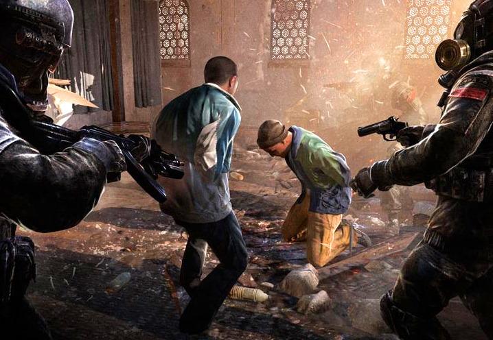 Постер новой части Call of Duty от Neversoft