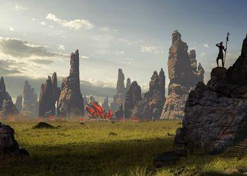 Концепт-арт Dragon Age III