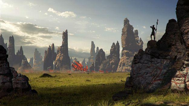 BioWare убеждена, что Dragon Age III выдержит конкуренцию с такими играми как The Witcher 3: Wild Hunt и Dark Souls 2