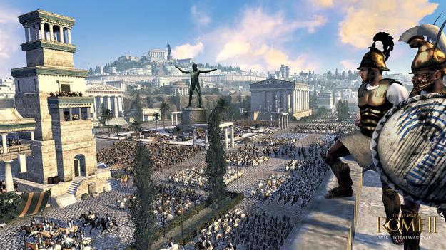 Образование общественно-политической системы в игре Total War: Rome II стало для создателей сложной задачей