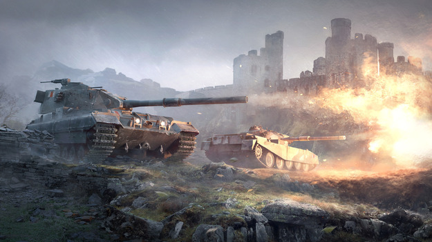 Игра World of Warplanes готовится к выходу на ступень открытого beta-тестирования