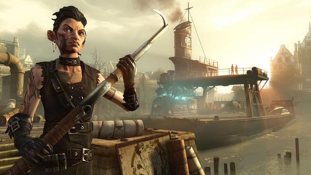 Свежее добавление к игре Dishonored будет на свет 13 сентября
