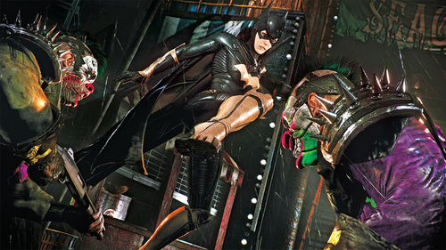 Требования к игре batman arkham knight