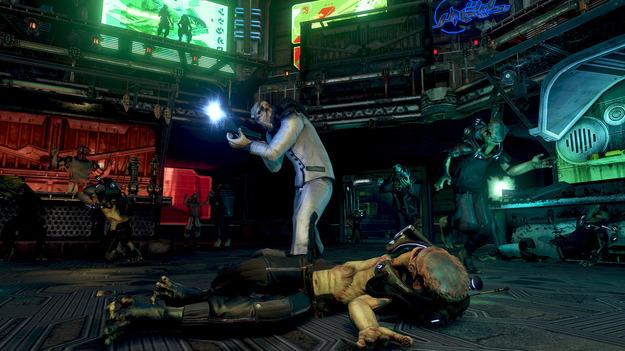 Некоторые слухи: автомат игры Prey 2 отсрочили, чтобы не соперничать с Dishonored