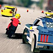 LEGO GTA V показали в новом ролике