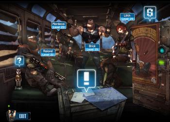 Скриншот Borderlands Legends