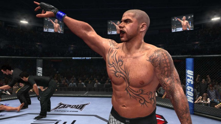 UFC Undisputed 2010 - Playstation 3.