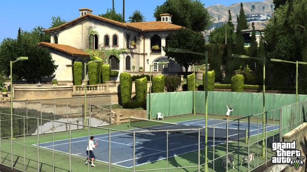 Rockstar снова выпустила новые скриншоты к игре GTA V