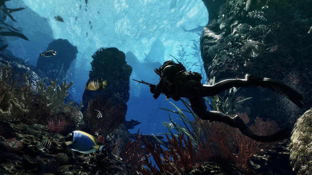 Создатели Call of Duty: Ghosts не формировали с нулевой отметки обновленный двигатель к игре