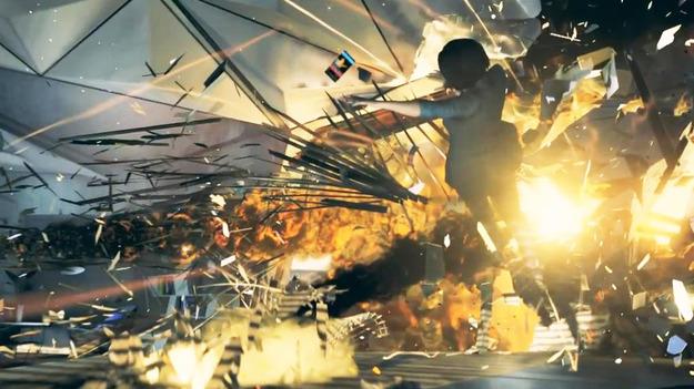 Quantum Break унаследует механику геймплея из Max Payne и технологию рассказа из Al Wake