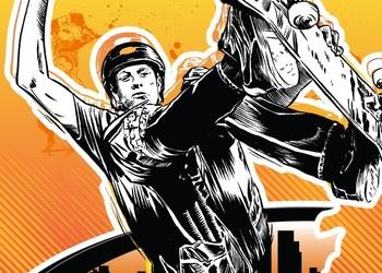 Арт Tony Hawk'с Pro Skater HD